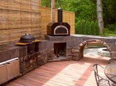 Pizza Oven Fireplace Combo by Outdoor Kitchen With Pizza Oven Fireplace 2 Outdoor Fireplace