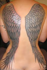 back wings for free design