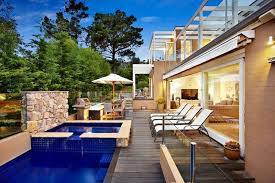 Split Level Designs by Split Level Beach Home In Back Beach