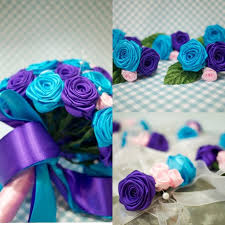 purple and turquoise wedding purple and turquoise wedding