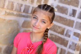 cute hairstyles for 9 year olds justsingit com