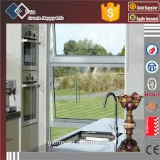 aluminum alloy frame material and sliding windows type blind