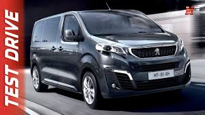peugeot open europe review new peugeot traveller 2017 first test drive youtube