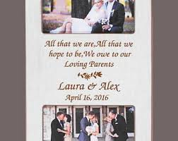 wedding gift for parents wedding gift parents personalized wedding gift parents gift