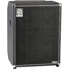 low down sound bass cabinets ampeg svt 410hlf classic series bass cabinet musician s friend