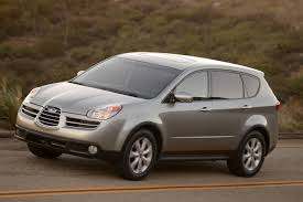 subaru suv sport subaru tribeca perfecting a combination of the excellent engineering