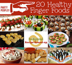 inspiral coaching healthy party food recipe round up