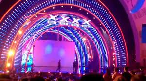 Radio City Music Hall Floor Plan by America U0027s Got Talent Behind The Scenes At Radio City Music Hall