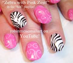 robin moses nail art june 2013