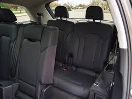 audi q7 third row legroom ratings and review 2017 audi q7 ny daily