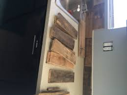 pallet wood backsplash simply house to home