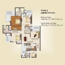 luxury townhouse floor plans rg luxury homes residential projects in noida extension