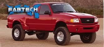 ranger ford lifted 2006 ford ranger suspension lift kits