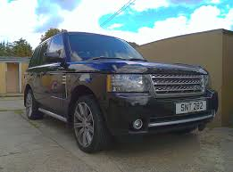land rover classic lifted how to upgrade a range rover l322 2002 u2013 2005 sat nav system