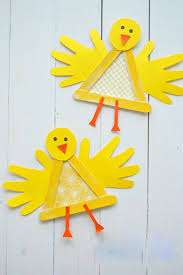 27 easy easter crafts for kids