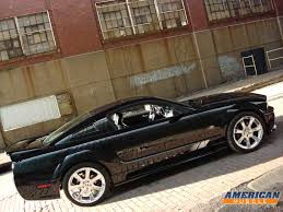 2005 Black Mustang Ford Mustang Wallpapers U0026 Mustang Backgrounds Americanmuscle Com