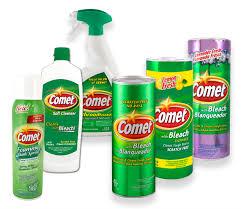 How To Clean A Bathtub With Comet Comet Cleaner U2013 Kitchen U0026 Bathroom Cleaner