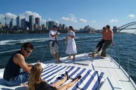 sydney harbour cruises harbour luxury cruise including lunch
