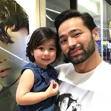 daddy daughter haircut day how do you dr hayden kho jr