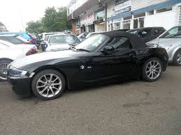 used bmw z4 2006 for sale motors co uk