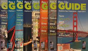 Hop On Hop Off San Francisco Map by Order A Copy Of Bay City Guide Before You Visit Bay City Guide