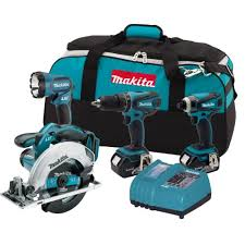 makita black friday home depot makita 18 volt lxt lithium ion cordless combo kit 4 piece lxt405