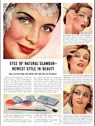 the makeup artist handbook vintage 1950 coty makeup ad makeup history makeup