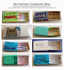 Counselor Self Care Activities Therapy Project Something To Carry In Your Pocket For