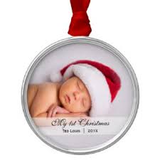 Christmas Ornaments For Baby Christmas Ornaments Zazzle