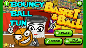 basket and ball basketball puzzle free game gameplay youtube