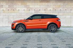 range rover autobiography 2015 land rover steps up entry level evoque with autobiography trim