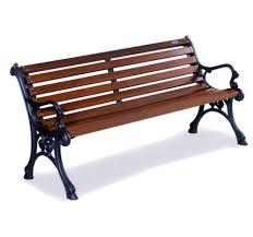 panchine prezzi panchina in legno con sostegni in ghisa pe02048 dimensione