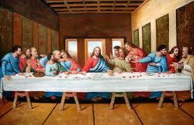 the last supper 16 by leonardo da vinci