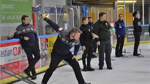 Eishalle Bad Aibling Knapper Sieg Für Westerham Sport In Der Region
