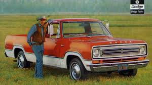 dodge truck 70s madness 10 years of truck ads the daily