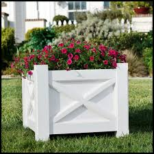 planter boxes for commercial projects pvc commercial size planters