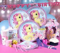 My Little Pony Party Decorations My Little Pony Birthday Party My Little Pony Party Supplies