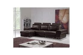 canapé d angle en cuir marron canapé d angle en cuir noir arvin