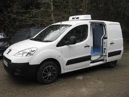 peugeot partner van refrigerated vans for sale