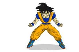 draw goku step step drawing lessons drawingnow