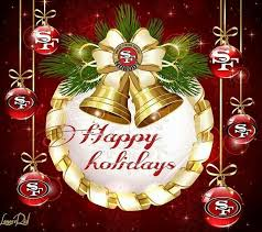 14 best san francisco 49ers happy holidays images on