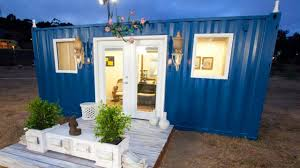 Small Home Design Ideas by Tom U0027s Shipping Container Home Amazing Small House Design Ideas