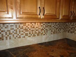 cool mosaic tile backsplash
