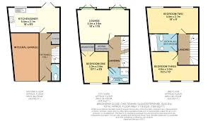 jack and jill bathroom floor plans 3 bedroom town house to rent in brookbank close cheltenham gl50 3na