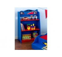 Kidkraft Avalon Tall Bookshelf White 14001 Solid Wood Bookcase Cheap Bookcases Wood U2013 Pink Taffy Designs