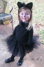 Black Cat Halloween Costume Kids Diy Cat Costume Kids Diy Cat Costume Black Cat Costumes