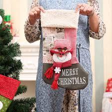 online shop mini christmas stocking boots christmas sock gift bag