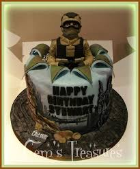 8 best call of duty army birthday cake ideas images on pinterest