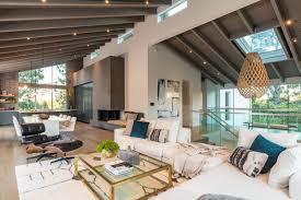 Outdoor Living Spaces Plans Indoor Outdoor Living In Laurel Canyon Los Angeles