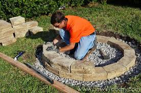 beautiful build backyard fire pit how to build outdoor fire pit